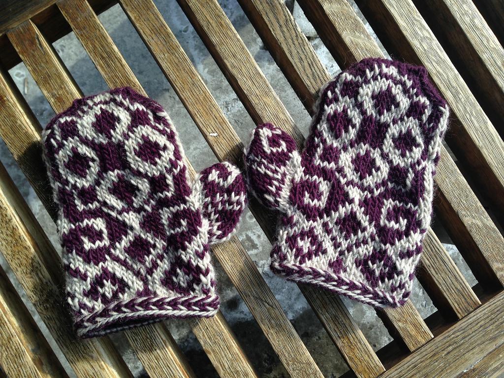 Sawatch mittens