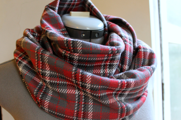 Infinity Scarf How-To