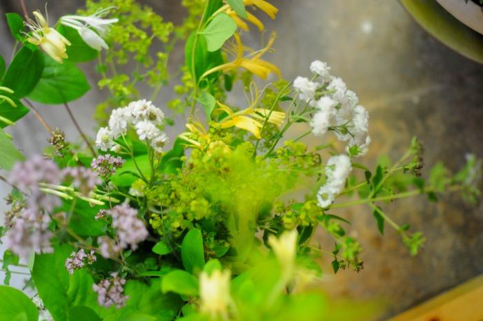 Herb Flower Arrangement