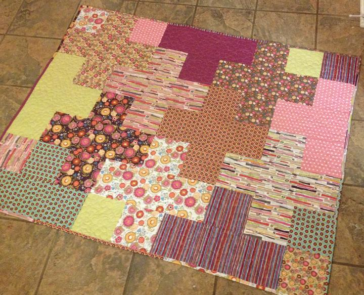 Plus Quilt Baby Size