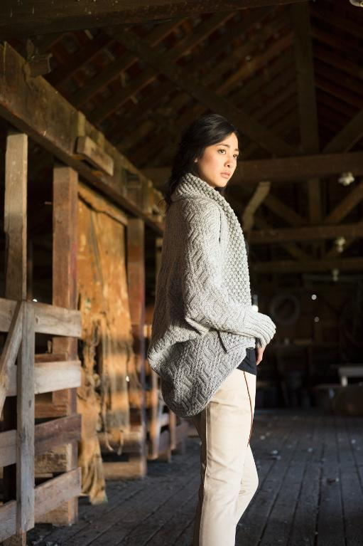 Beautiful Rimrock Cardigan Pattern