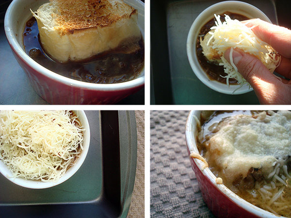 French onion soup how-to