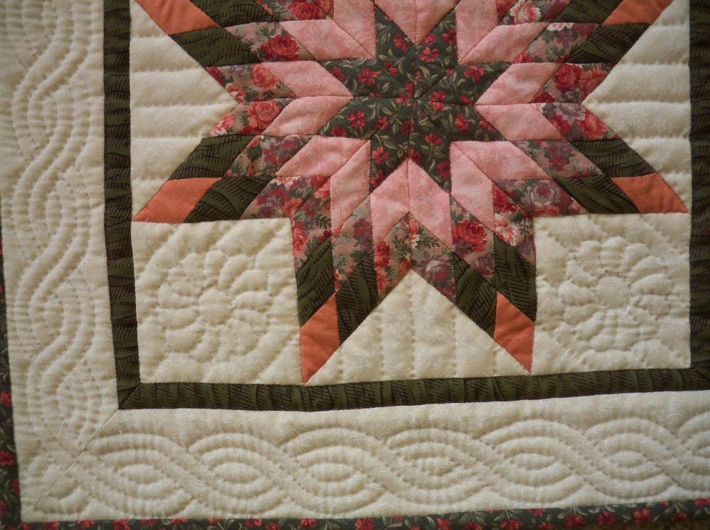 hand quilting stitches