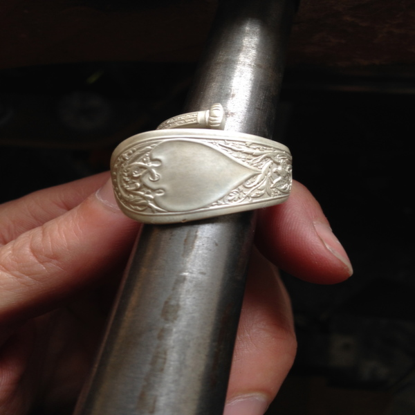 Reround on mandrel