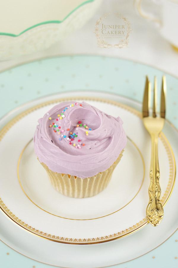 Inner swirled cupcake