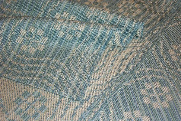 cotton and linen tea towel