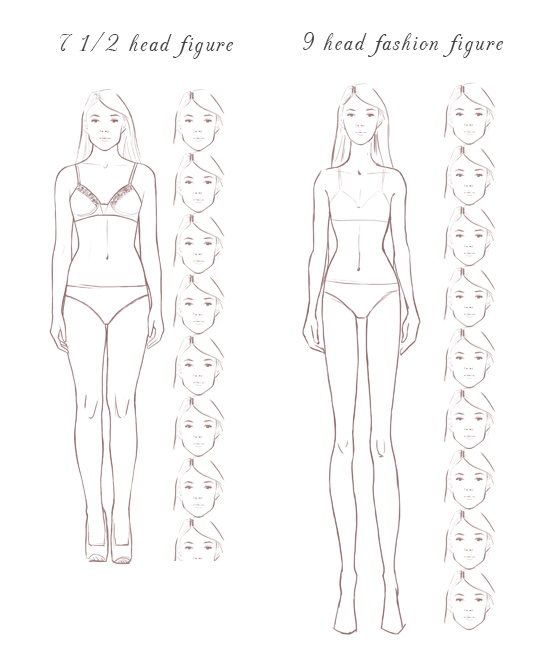 drawing fashion figures