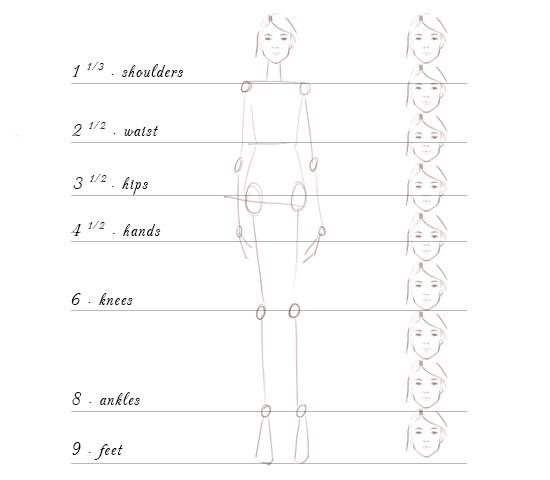 Fashion Figure Guide