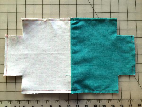 sewn sides