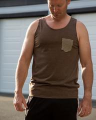 Arrowsmith undershirt pattern