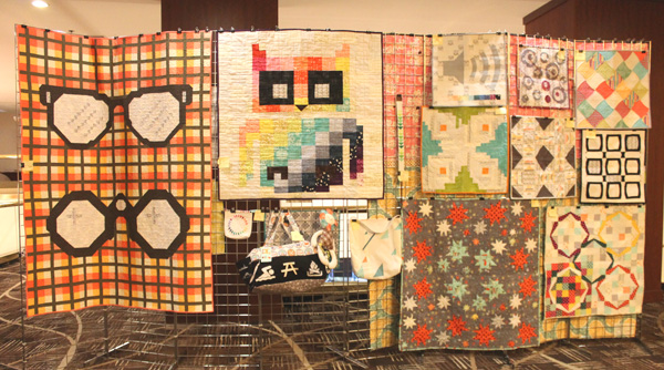 Quilts from Sewtopia Project Challenge
