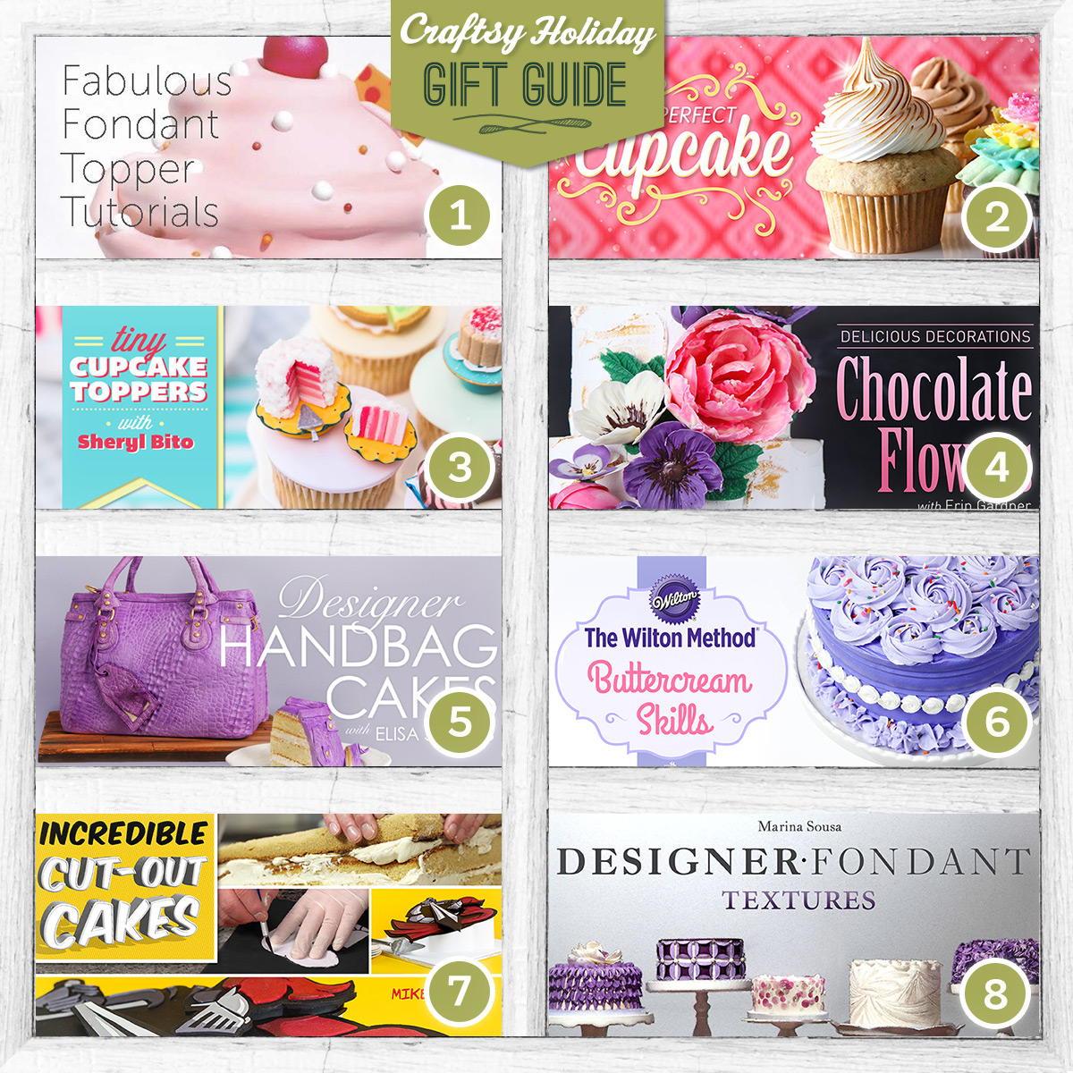 Holiday Cake Decorating Gift Guide