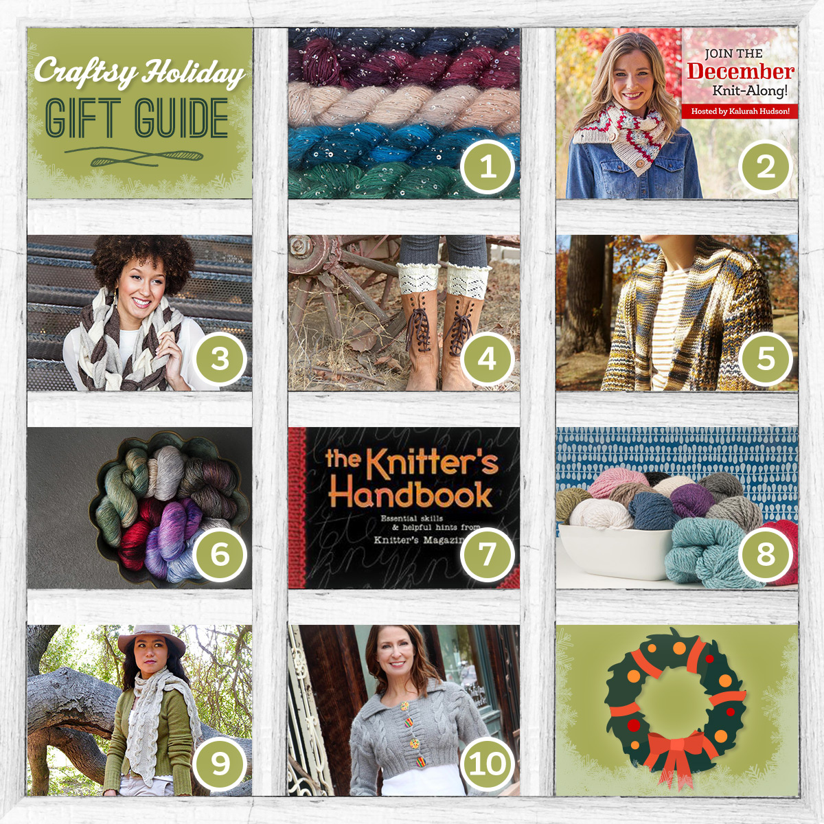 Knitting Gift Guide + Giveaway on Bluprint!