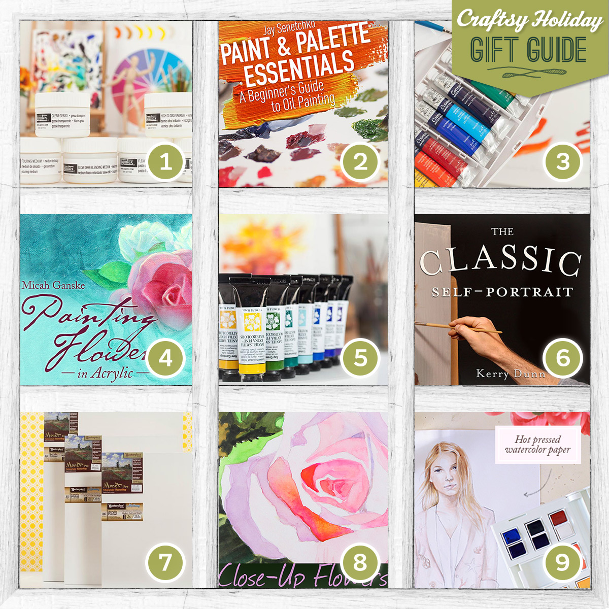 Bluprint Painting Gift Guide