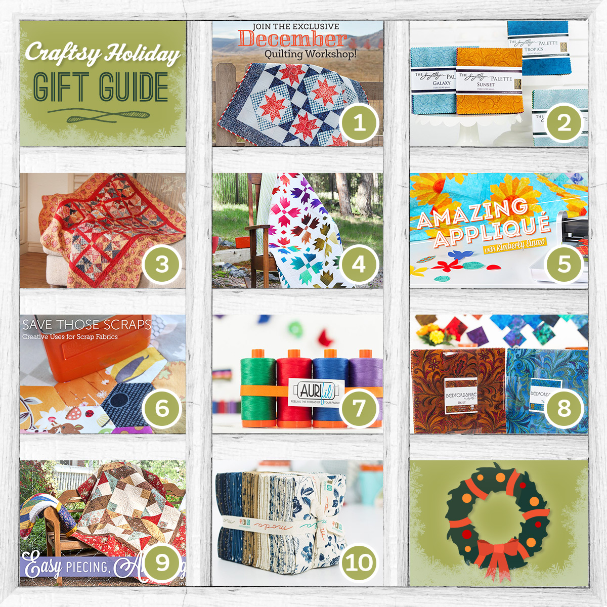 Bluprint's Quilting Gift Guide