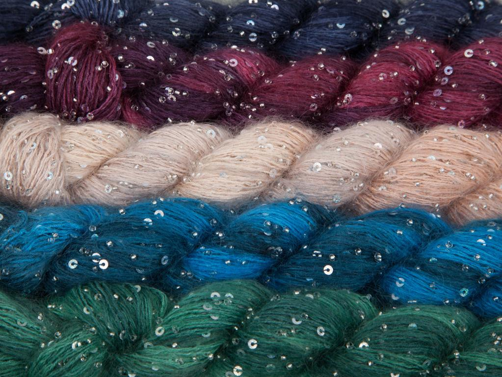 Artyarns Beaded Mohair and Sequins Yarn