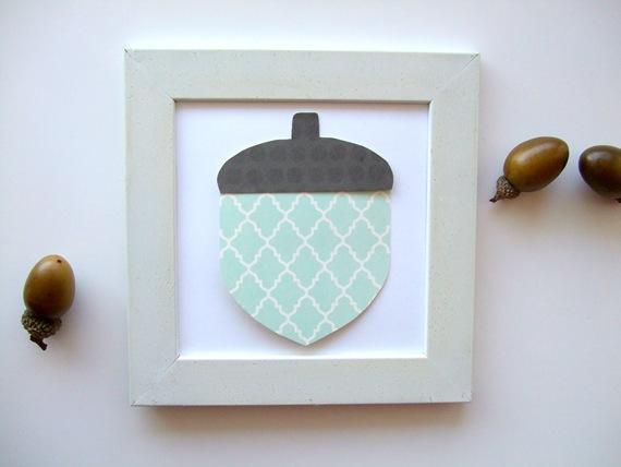 Acron Paper Craft
