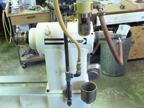 Vacuum manifold