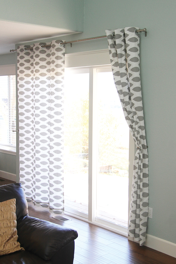 Grommet Curtain Panel