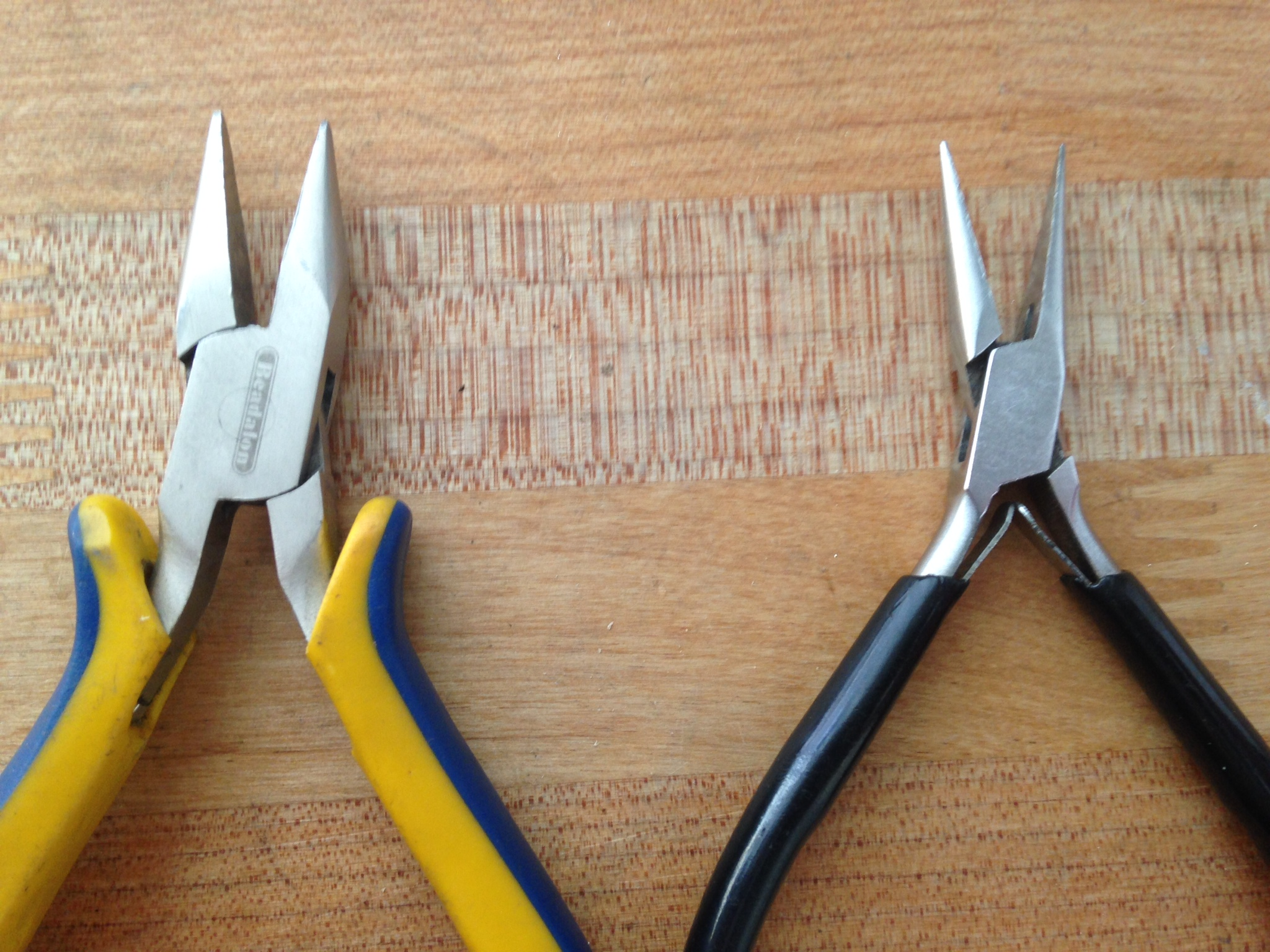 Flat Nosed Pliers