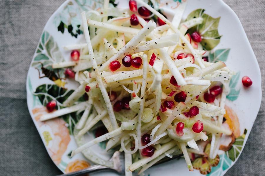 Winter White Salad