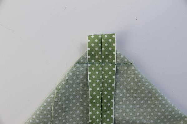 Sewing box corners