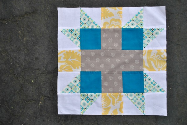 How to Square a Quilt Block
