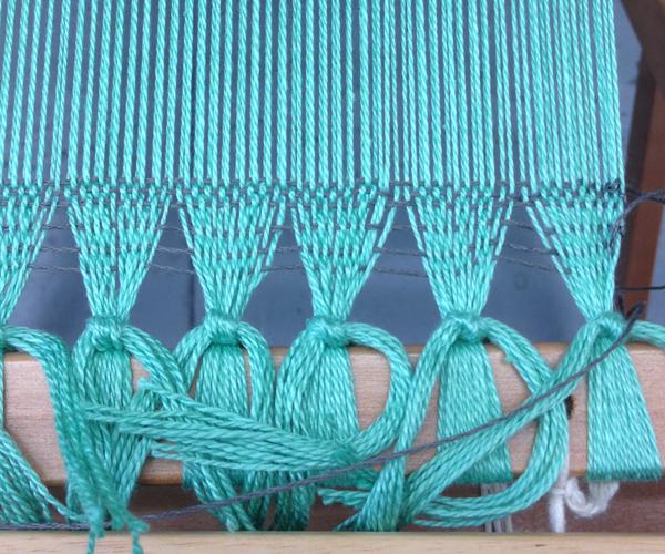 Errors in plain weave
