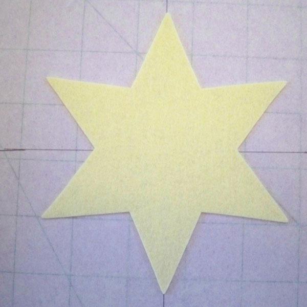 Star cutout