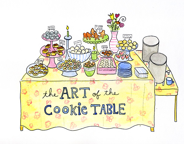 Cookie Table tips