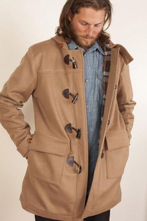 Albion duffle coat