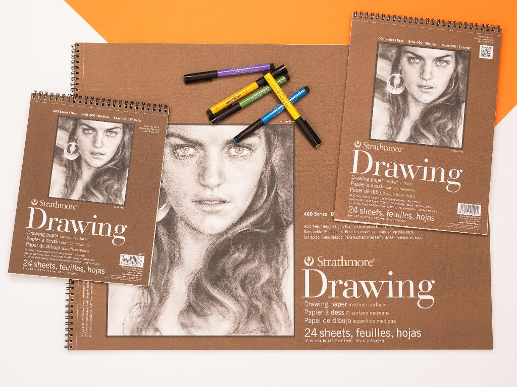 Strathmore 400 Series Drawing Paper