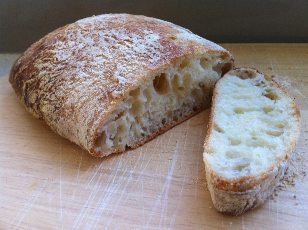 bread with yeast
