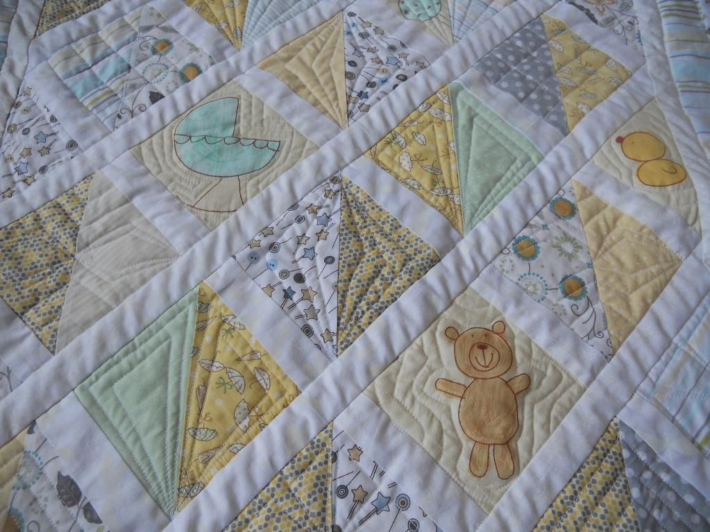 Buggy Quilt for Jesse