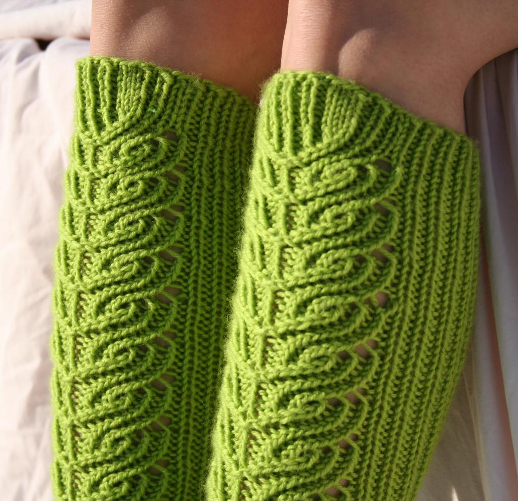 Lulu Socks knitting pattern