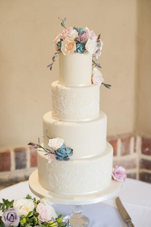 Country garden cake by Bluprint member sinead_e_2063875