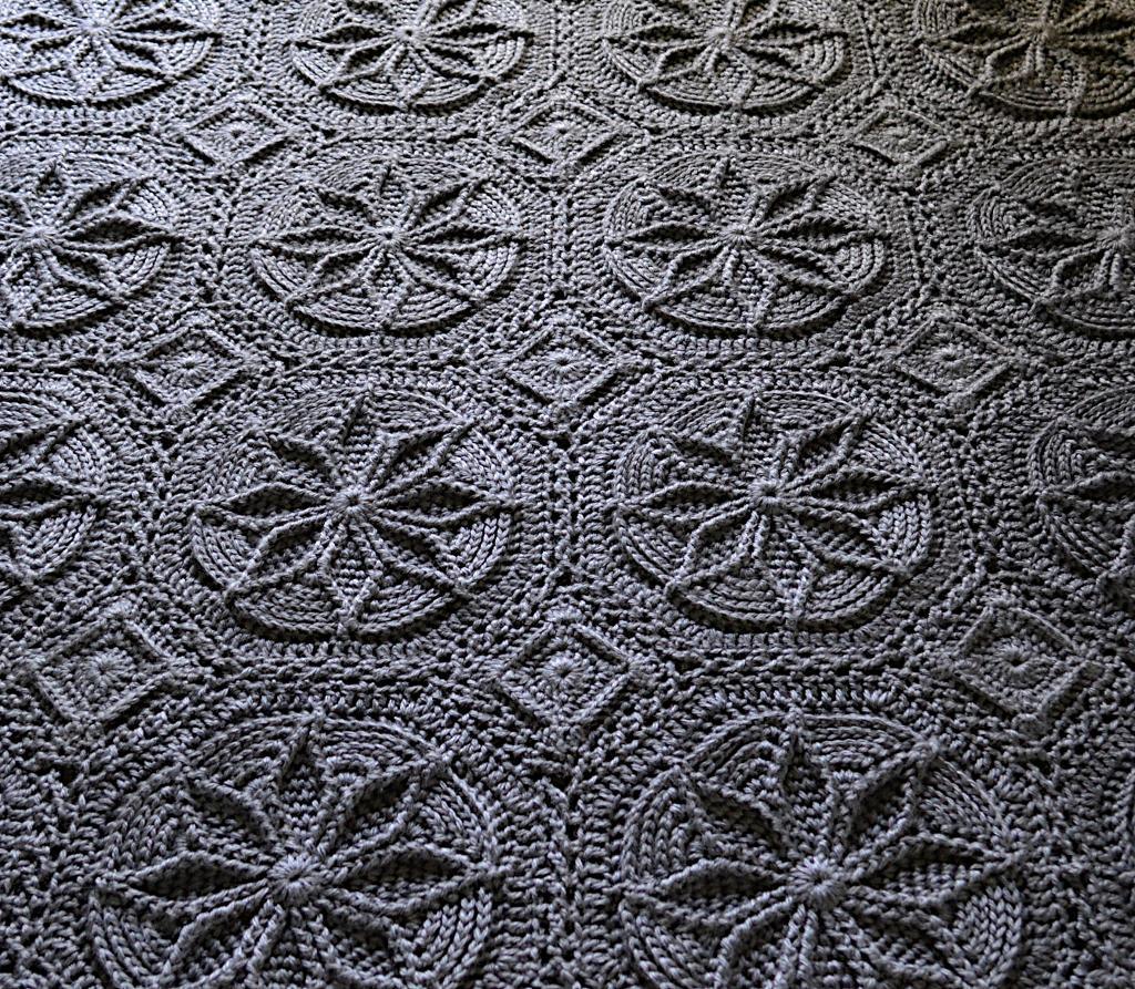 Beautiful Crochet Afghan Pattern