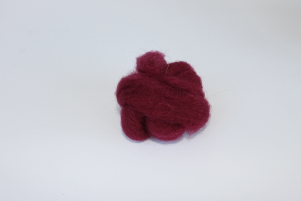 needle felt roving ball