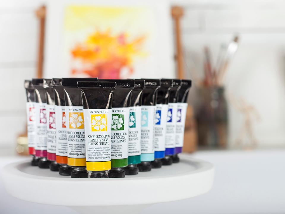 Daniel Smith Watercolor Kit