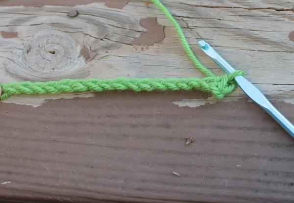 How to stitch single crochet