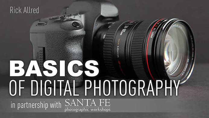 Basics of Digital Photography Class