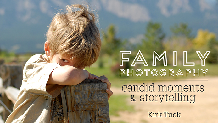 Family Photography: Candid Moments & Storytelling Class
