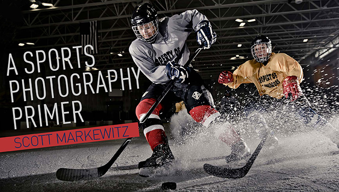 A Sports Photography Primer Class