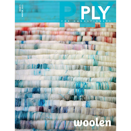 Ply for Handspinners: Woolen