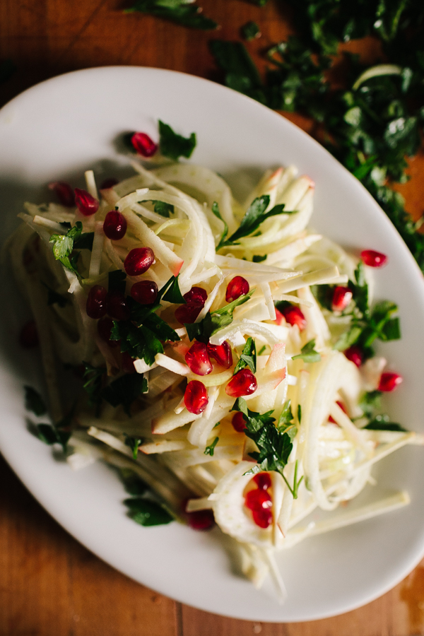 Fresh Winter Salad