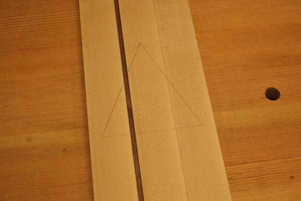 Carpenter's triangle