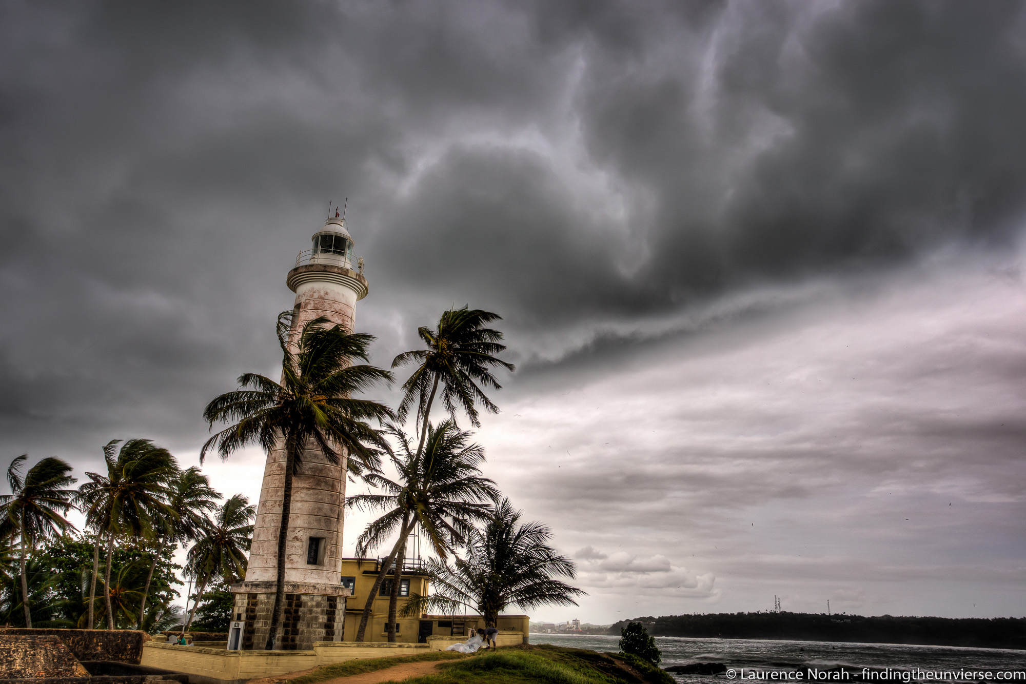 Galle lighthouse Sri Lanka scaled