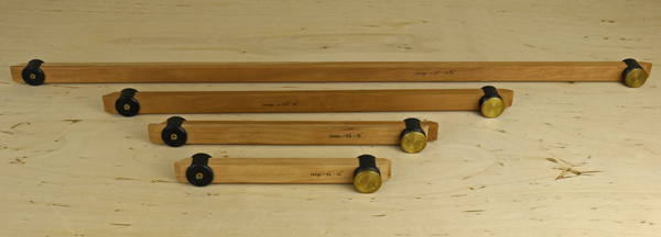 set of pinch rods