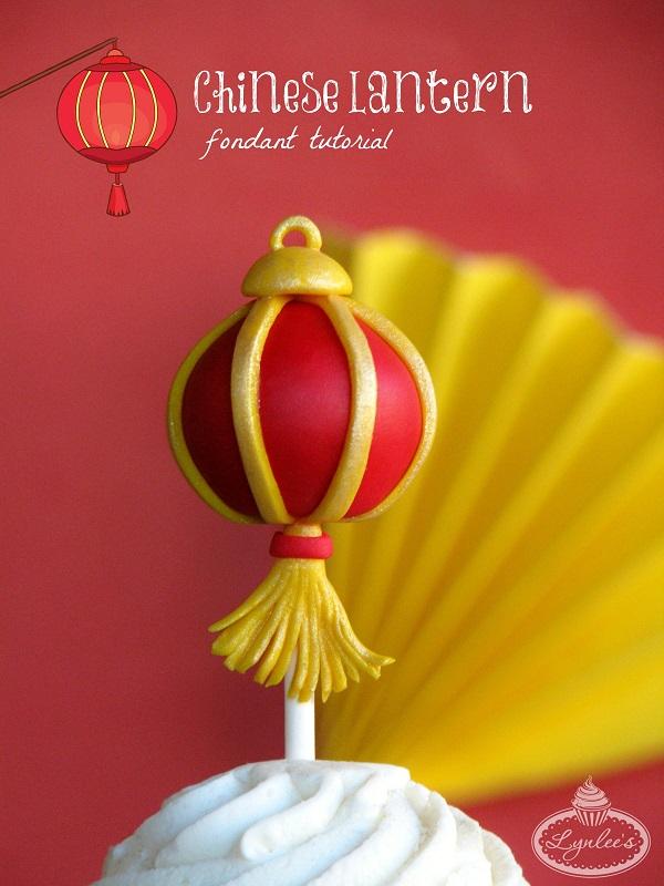 Chinese new year Cake Pop