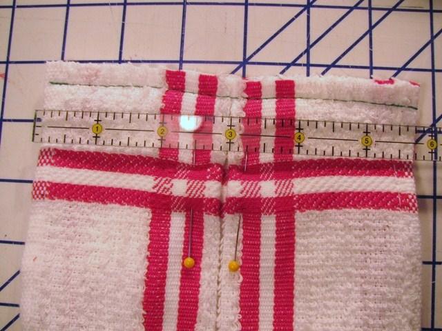 measure towel width